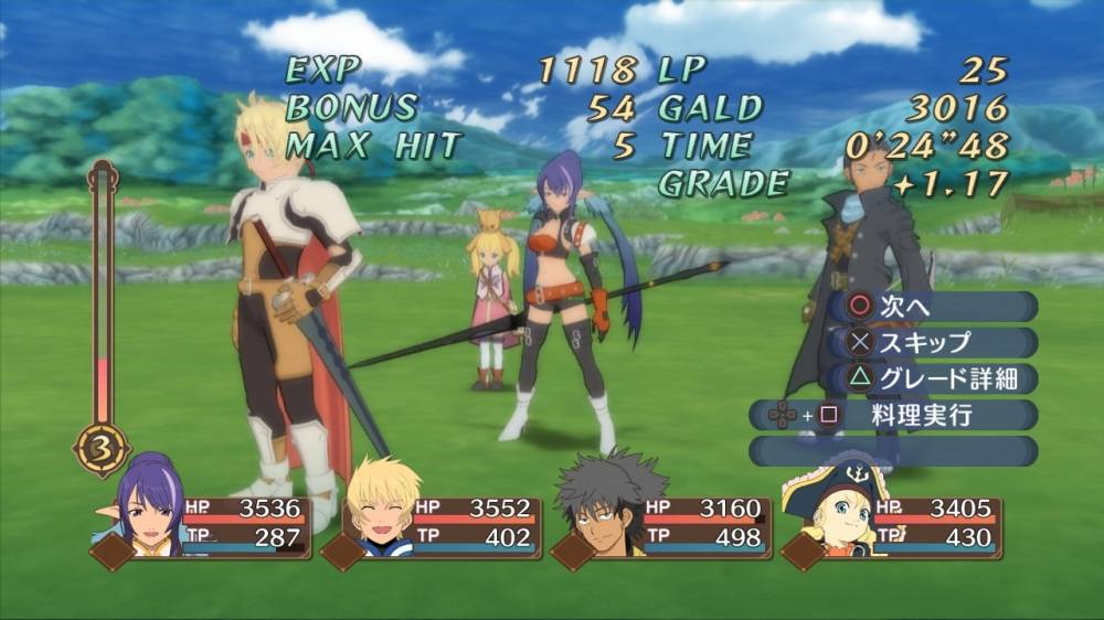 Tales of Vesperia: Definitive Edition Review | Switch RPG